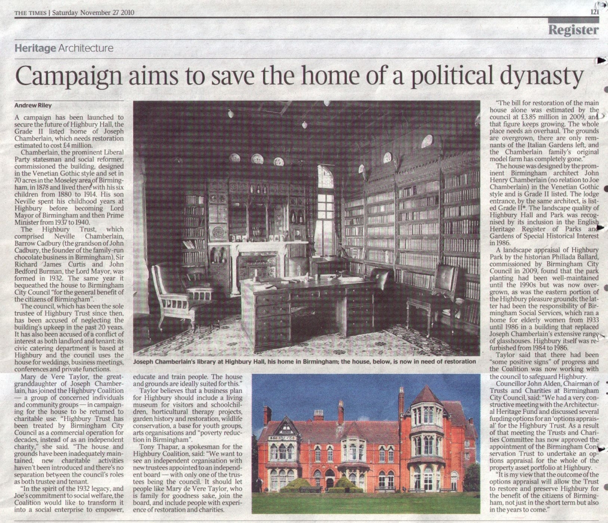 Times article
